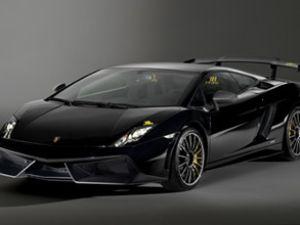 Lamborghini Gallardo'nun örtüsü kalktı