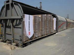 DB Schenker Arkas parsiyel taşıyor