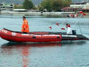 Arama kurtarma botu hizmete girdi