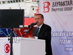 Kaptan Arif Bayraktar denize uğurlandı