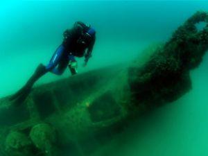 67 yıl sonra denizaltıyı görmeye geldi