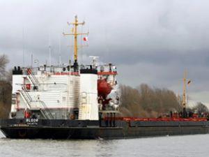 Sail Queen adlı yük gemisi karaya oturdu