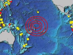 Marmara Denizi'nde 4,5 büyüklüğünde deprem