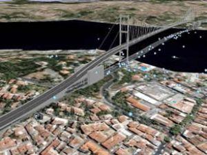 İstanbul Boğazı'na 4'üncü köprü geliyor