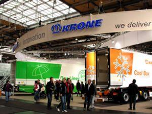 Krone IAA Hannover'de yeniliklerini tanıttı