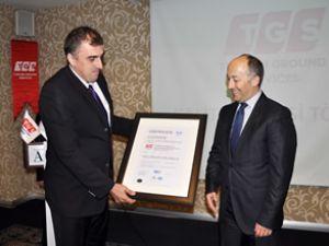 TGS, ISO 9001 Belgesi almaya hak kazandı