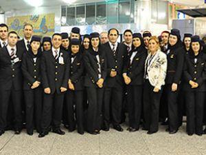 Onur Air ekibi 'Kutsal Topraklar'a gitti