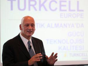 Turkcell, Almanya'da da hizmet verecek