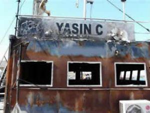 Lugela gemisi Yasin C taktiğini uyguladı