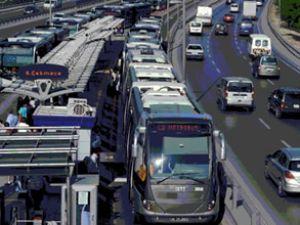 Metrobüs 29 Ekim'de Beylikdüzü'nde olacak