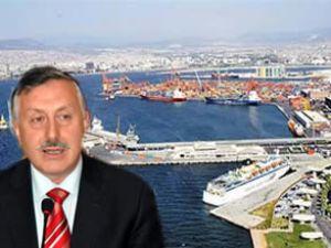 """Naiboğlu: """"İzmir Limanı özerk olabilir"""""""