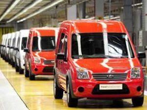 Ford Otosan'dan Transit'e dev yatırım