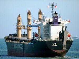 Deniz haydutları Izumi adlı gemiyi kaçırdı