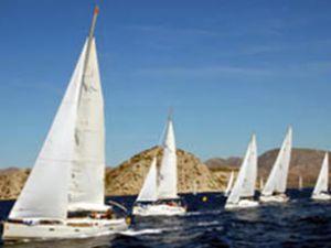 Marmaris'te yelken yarışları sona erdi