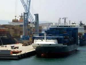 Admiral Lines, rotasını Nemport'a çevirdi