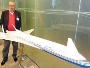 Boeing, süpersonik yolcu uçağı üretecek
