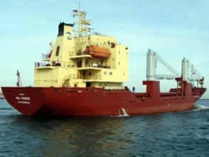 Rusya'ya gemiyle uranyum transfer edildi