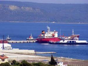 Kepez Limanı'nda seferler iptal edildi