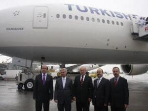 "THY'nin ""Dolmabahçe""si İstanbul'da"