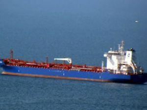 Augusta Due'nun gemisi tutuklatıldı