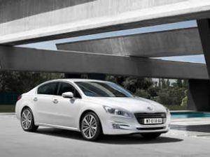 Peugeot'un 508'i piyasaya çıkaracak