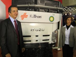 Anadolu Isuzu ve BP el ele verdi
