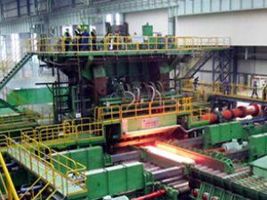 Jinan Steel'in gemi sacı lisans aldı