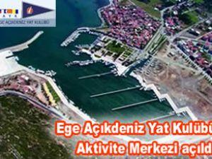 EAYK ile Teos Marina arasında işbirliği