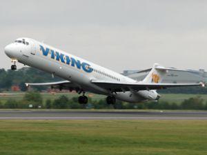 Viking Airlines, uçuşlarını 3 ay durdurdu