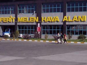 Van Ferit Melen Havaalanı'nda skandal!
