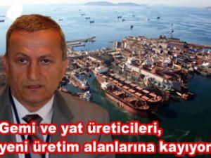 Bayrak: Gemi inşa teşvik kapsamına alınmalı