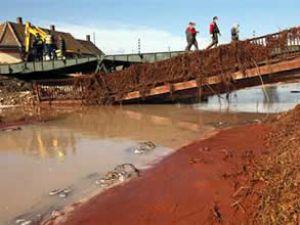 Karadeniz'de kızıl çamur tehlikesi sürüyor