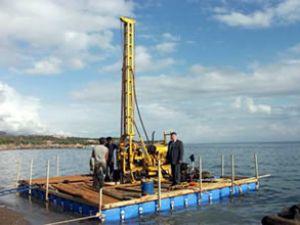 Ayvacık Altı Limanı çalışmaları sürüyor