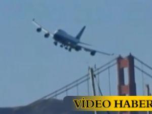 ABD'lileri heyecanlandıran uçuş