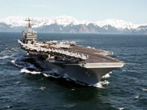 ABD'den Afganistan'a ikinci uçak gemisi