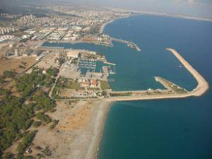 Antalya Limanı'nda global rekor