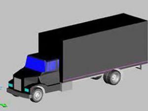 Doğalgazlı kamyon nakliyecilere tanıtıldı