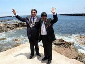 Bolivya'ya 99 yıllığına sahil şeridi kiralandı