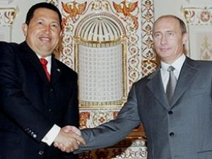 Chavez, Putin'den 10 aframax alacak