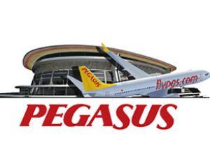Pegasus, Türk Telekom Arena'ya iniyor