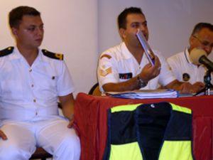 Marmaris'te marina ve balıkçılar uyarıldı