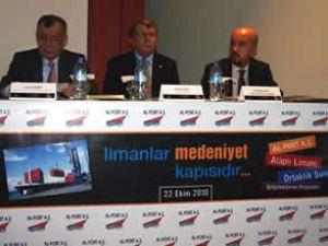ALPORT liman tanıtım toplantısı düzenledi