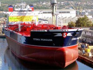 Stena Penguin adlı tanker teslim edildi