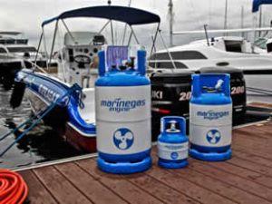Teknelerde Marinegas dönemi başladı