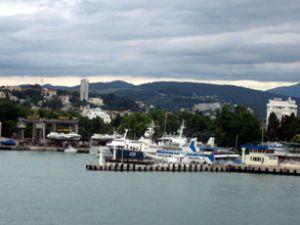 Adler, Sochi Limanı'na alternatif olacak
