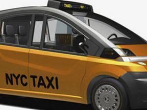 Karsan'ın ürettiği taksi Autoshow'a çıkıyor