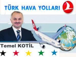 Türk Hava Yolları 5 yıldıza doğru ilerliyor