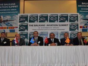 Balkan Zirvesi'nde 9 ülke 9 başlıkta anlaştı