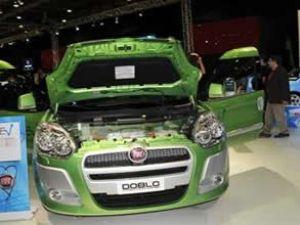 En çok elektrikli Fiat Doblo dikkat çekiyor