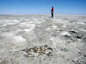 Tuz Gölü son 10 yılda kabuk değiştirdi